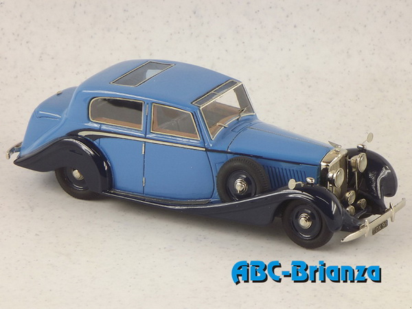 Модель 1:43 Bentley 4.25 Litre Overdrive High Vision Saloon (H.J.Mulliner)