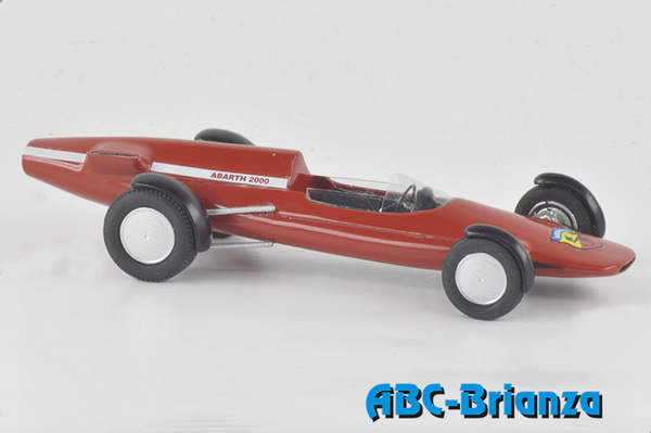 Модель 1:43 Abarth 2000 Monoposto Record (SE08) World Record Car