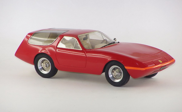 Модель 1:18 PANTHER Ferrari 365 GTB84 - 1972 RED