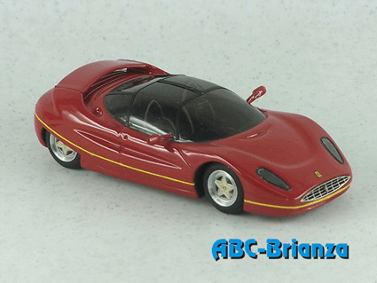 Модель 1:43 Ferrari F90 - Sultan of Brunei