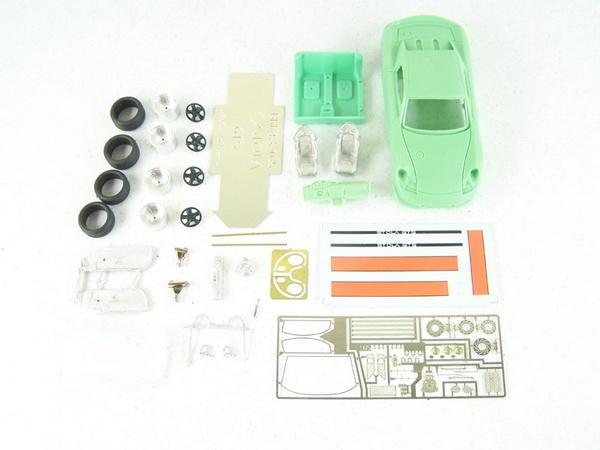 Модель 1:43 S.82 - STOLA - BOXSTER~S Special Edition GINEVRA (KIT)