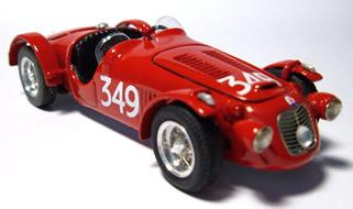 Модель 1:43 Maserati A6GCS MONOFARO MM №349 OPEN KIT