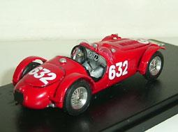 Модель 1:43 Maserati A6GCS MONOFARO MM №632 OPEN KIT