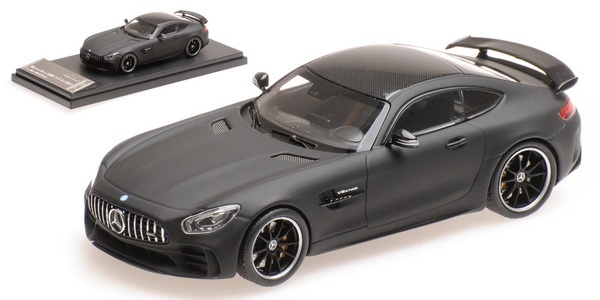 Модель 1:43 Mercedes-AMG GT R - leather matt black