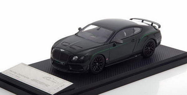 Модель 1:43 Bentley Continenal GT3-R - dark green