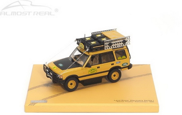 Модель 1:43 Land Rover Discovery Series I 5 Door 'Camel Trophy' Kalimantan 1996