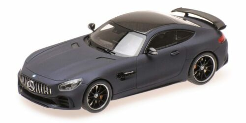 Модель 1:43 MERCEDES-AMG GT R - LEATHER MATT BLUE
