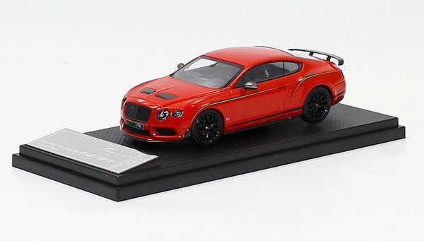 Модель 1:43 Bentley Continenal GT3-R - red