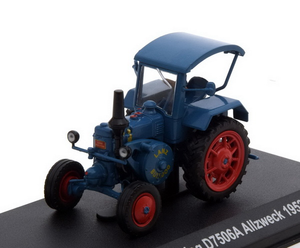 """Тракторы №57 - D-7506-A """"Бульдог"""""""