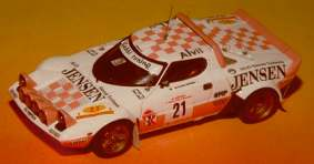 Модель 1:43 Lancia Stratos №21 Gr.4 Jensen MESSINA KIT