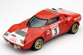 Модель 1:43 Lancia Stratos Gr.4 Tour de Corse KIT