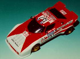 Модель 1:43 Lancia Stratos Gr.5 Tour de France KIT