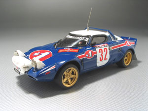 Модель 1:43 Lancia Stratos Gr.4 +1 Racing ELBA KIT