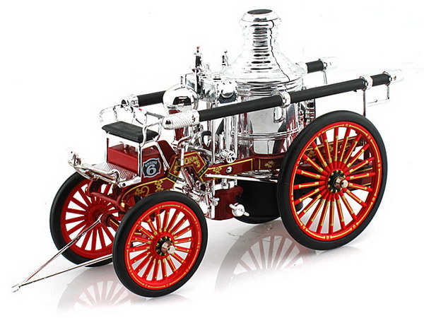 Модель 1:43 American La France Silsby-Manning Steam Fire Engine