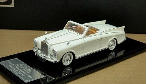Модель 1:43 Rolls-Royce Silver Cloud Honeymoon Express - white