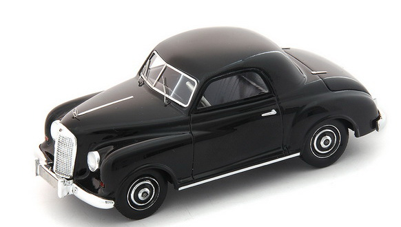 Модель 1:43 Mercedes-Benz 1,2l Prototyp (Germany) - black (L.E.333pcs)