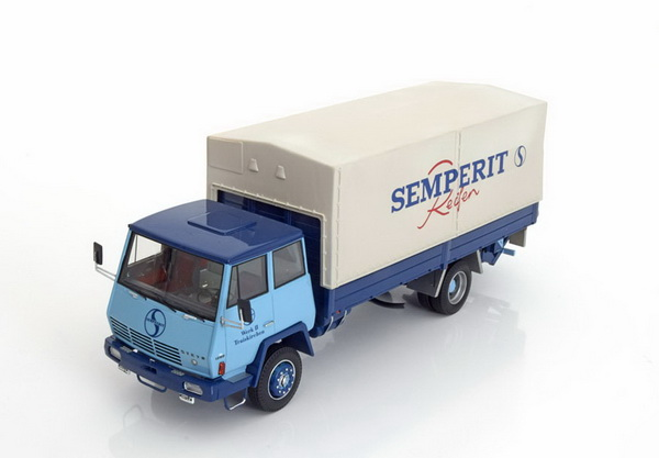 Модель 1:43 Steyr 90 Plus (1290) «Semperit» (L.E.333pcs)