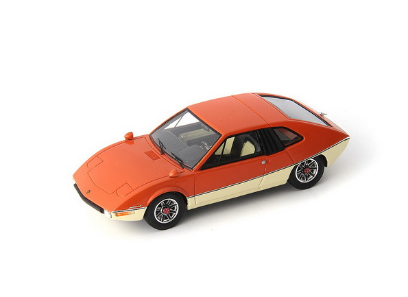 Модель 1:43 Porsche 914 Heuliez Murene (France) - orange/cream (L.E.333pcs)