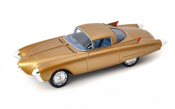 Модель 1:43 Oldsmobile Golden Rocket (USA, 1956) (L.E.333pcs)