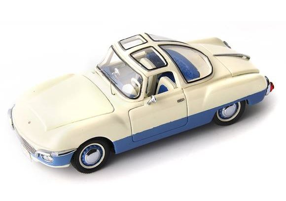 Модель 1:43 Skoda 440 Spartak Polytex Roadster (Czech Republic, 1956) (L.E.333pcs)