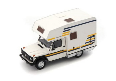 Модель 1:43 Mercedes-Benz G bimobil Husky 235 (Germany) (L.E.333pcs)