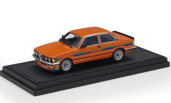 Модель 1:43 BMW 323 C1 2.3 Alpina - orange (L.E.250pcs)