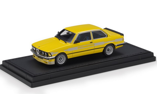 Модель 1:43 BMW 323 C1 2.3 Alpina - yellow (L.E.250pcs)