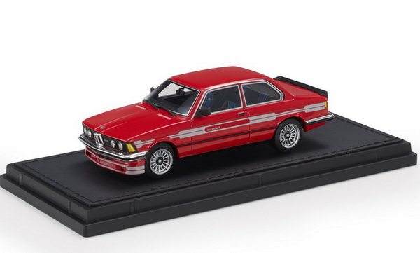 Модель 1:43 BMW 323 C1 2.3 Alpina - red (L.E.250pcs)