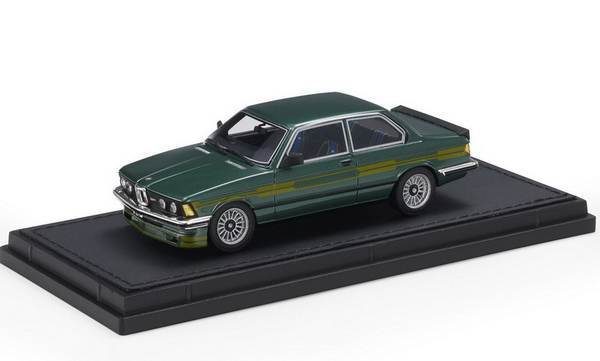 Модель 1:43 BMW 323 C1 2.3 Alpina - green (L.E.250pcs)