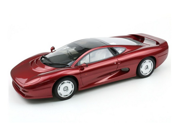 Модель 1:18 Jaguar XJ 220 - Red