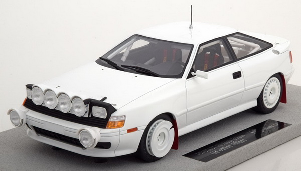 Модель 1:18 Toyota ST 165 Ready to Race - white