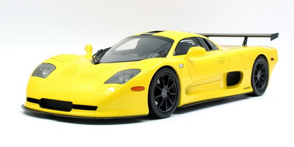 Модель 1:18 MOSLER MT 900 2003 - Yellow