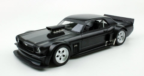 Модель 1:18 Ford Mustang Hoonigan - Black