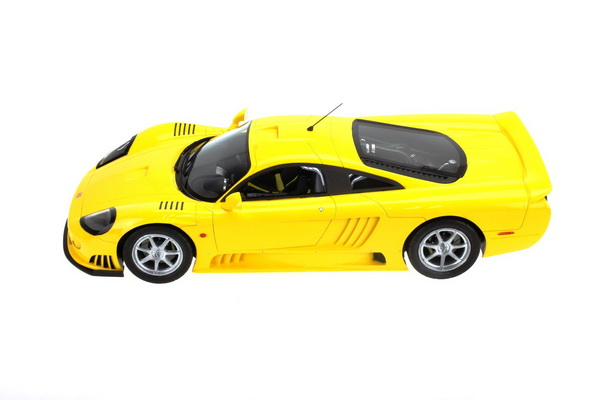 Модель 1:18 SALEEN S7 TWIN Turbo - yellow