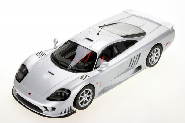 Модель 1:18 SALEEN S7 TWIN Turbo - silver