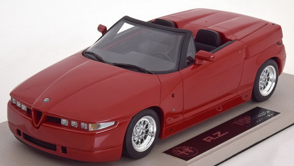 Модель 1:18 Alfa Romeo RZ Roadster 1992-1993 - red