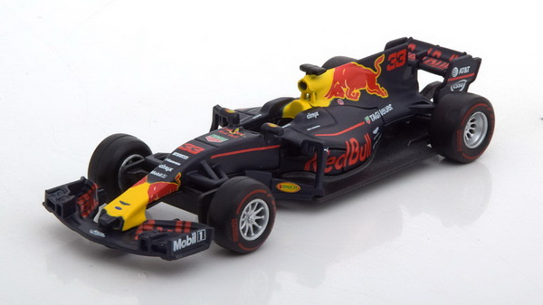 Модель 1:43 Red Bull Racing TAG-Heuer RB13 №33 (Max Verstappen)
