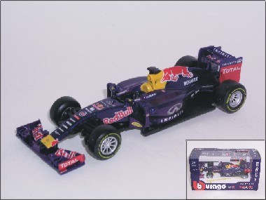 Модель 1:43 Infiniti Red Bull Racing RB11 №26 (Daniil Kvyat)