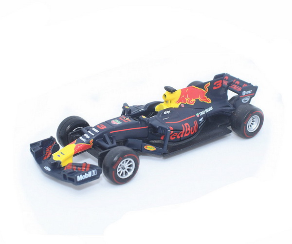 Модель 1:43 Red Bull Racing TAG-Heuer RB13 №3 Red Bull (Daniel Ricciardo)