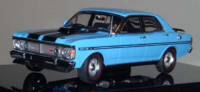 Модель 1:43 Ford XY Falcon GTHO Phase III «TRUE Blue»