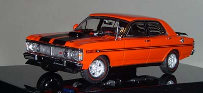 Модель 1:43 Ford XY Falcon GTHO Phase III - vermillion fire