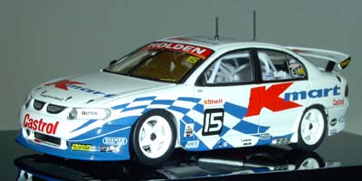 Модель 1:43 «Kmart Racing» VX Commodore V8 SuperCars (Todd Kelly)