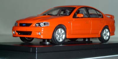 Модель 1:43 Ford BA Falcon XR8 Sedan `BLOOD ORANGE`
