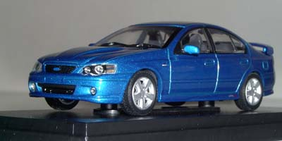 Модель 1:43 Ford BA Falcon XR8 Sedan `BLUEPRINT` - MET