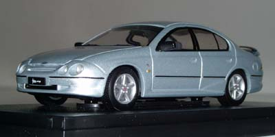 Модель 1:43 Ford AU1 Falcon XR6 Sedan Liquid Silver