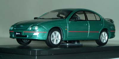 Модель 1:43 Ford AU1 Falcon XR6 Sedan `OXFord GREEN` - met