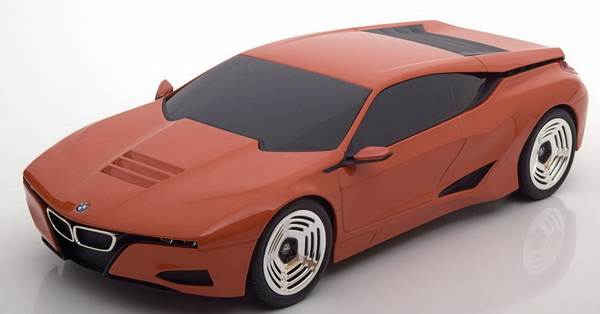 Модель 1:18 BMW M1 Hommage - orange met