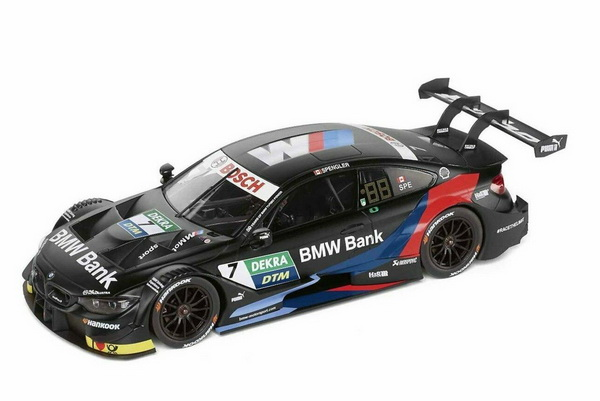 Модель 1:18 BMW M4 DTM F82 2019 Bruno Spengler Team RMG