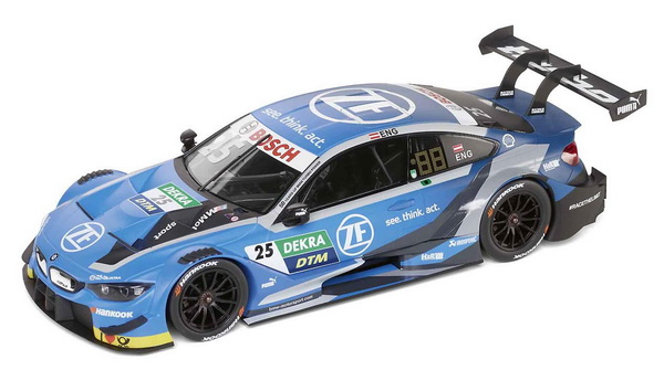 Модель 1:18 BMW M4 #25 DTM F82 2019 Philipp Eng Team RMR