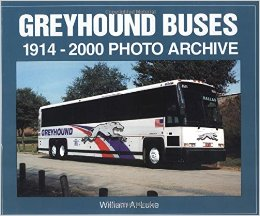 Модель 1:1 Greyhound Buses: 1914-2000 Photo Archive by by William A. Luke